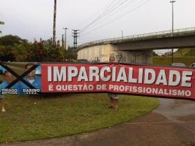 FAIXA PROTESTO ECV 3 X 2 JUAZ - 20140315-1523